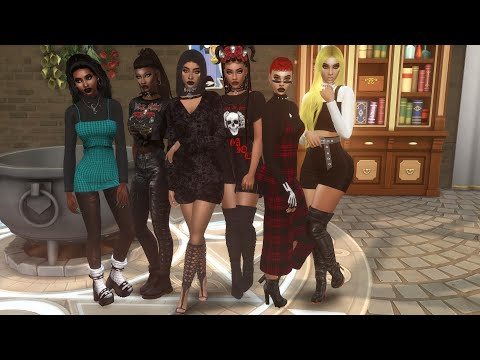 The Sims 4 Realm of Magic |