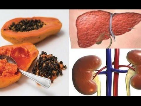 como adelgazar con la semilla de papaya
