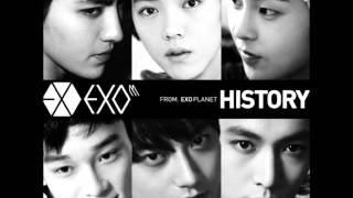 EXO-M - History (Chinese Version) Official Audio HD