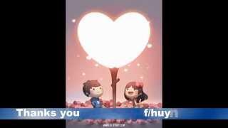 Anh là của em - [I'm yours] - Karik [English - Lyric - Video HD]