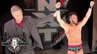 Gargano leaves to big ovation from crowd and NXT GM William Regal: WWE Exclusive, August 10, 2019