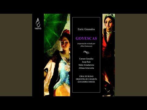 Goyescas, Cuadro II, Escena 5: El Baile Del Candil