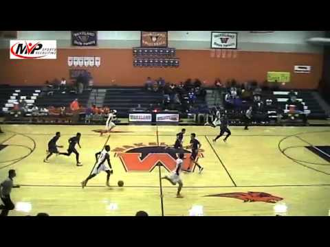 Greg Jones: (2017) Junior Season Highlights/Combo Guard from Wakeland High School, TX