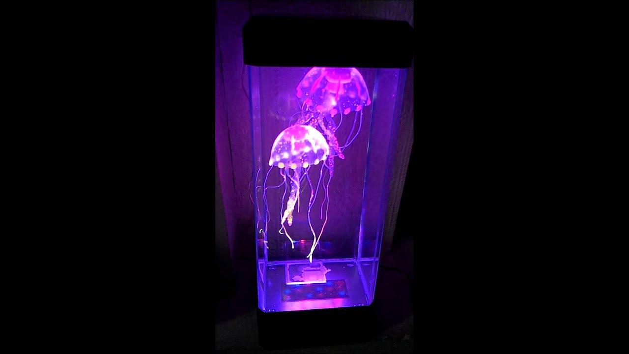 Neon Jellyfish Tank Youtube