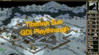 C&C Tiberian Sun - GDI Playthrough