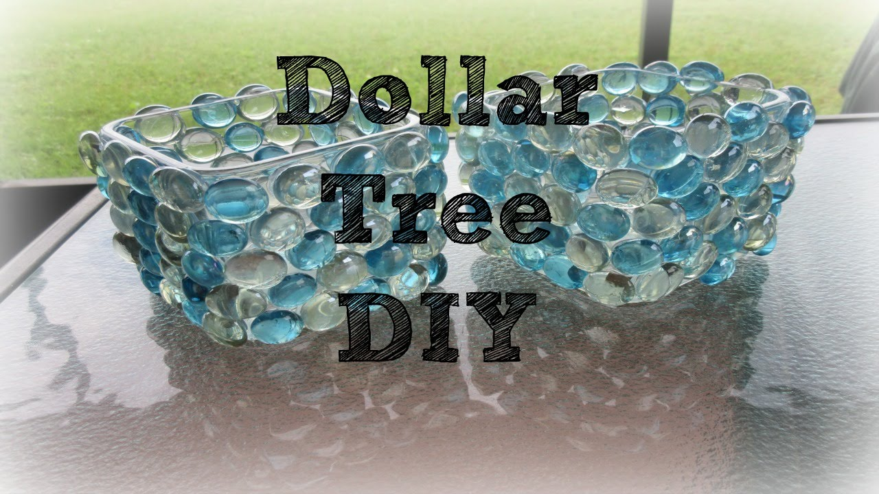 Dollar Tree DIY Decor 4 Winter Wonderland Themed YouTube