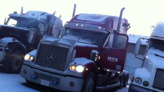 Detroit Diesel 60 Series cold start