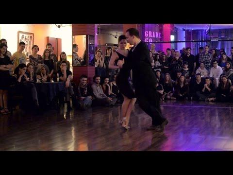 Belgrade Tango Weekend/Relja Dereta & Natasa Pavlovic - El látigo (D''Arienzo) 2/3