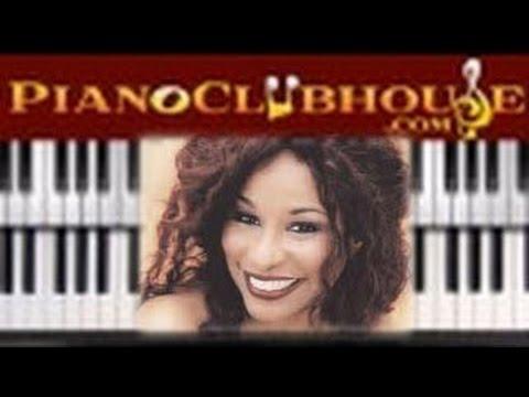 🎹I FEEL FOR YOU - Chaka Khan (easy piano tutorial lesson)
