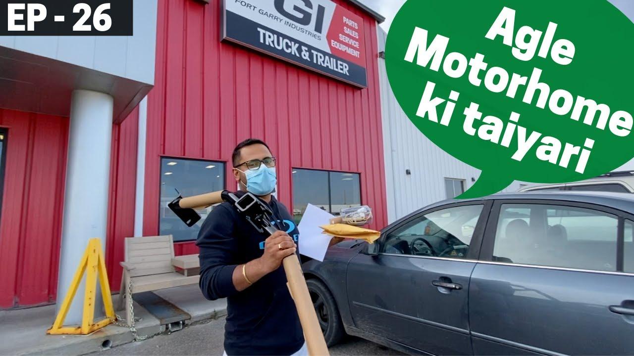 Canada Ki Truck Shop Se Itne Dhakko Ki Umeed Nahi Thi..