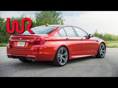 2013 BMW M5 (Manual) - WR TV POV Test Drive