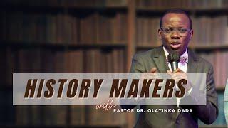 Shiprah and Poah: Fear of God  - Pastor Yinka Dada   History Makers Series (1)  April 18 2021