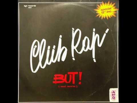 Club Rap But! (vocal) 1983