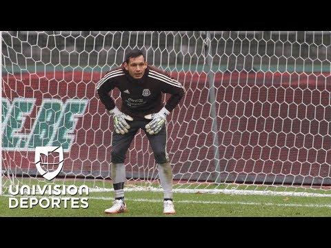 """Rodolfo Cota y su ilusión de ser llamado para Rusia 2018: """"Es un sueño representar a México"""""""