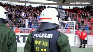 Karlsruher SC - VfB Stuttgart: Es ist wie Krieg