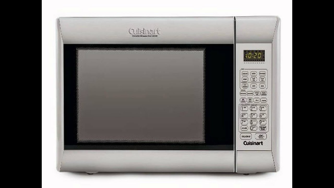 037a954a751e Cuisinart CMW-200 1.2-Cubic-Foot Convection Microwave Oven with Grill  Reviews
