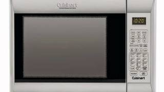 Cuisinart CMW-200 1.2-Cubic-Foot Convection Microwave Oven with Grill Reviews