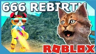 What Happens When You Hit 666 Rebirth in Roblox Treasure Hunt Simulator