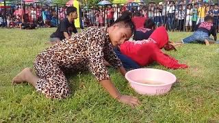 Banteng Barito In Action . Seni Bantengan
