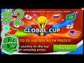 Road To The Global Cup #2 SOCCER STARS + Finally I Won Billy & ALL IN 20M Revenge