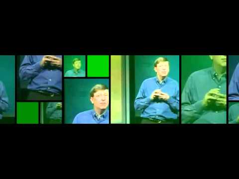 Microsoft CES 2012 Keynote -- Pogo Video