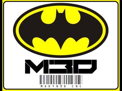 3d Printing Batman Fidget Spinners Youtube