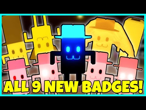 How to get ALL 9 NEW BADGES + MORPHS/SKINS in PIGGY RP [W.I.P] - ROBLOX