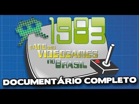 1983 - O Ano dos Videogames no Brasil (Documentário Completo Full HD) [ZeroQuatroMídia]