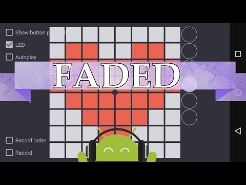 Alan Walker - Faded | Unipack Download - PROJECT FILE