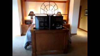 Ritz Tv Lift Cabinet, Vancover, Wa