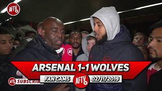 Arsenal 1-1 Wolves | Emery Needs To Go TONIGHT! (Livz)