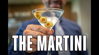How to Properly Orḋer Every Kind of Martini 🍸