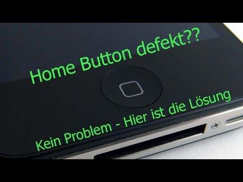 tipps tricks iphone home button defekt kein problem hier ist die l sung youtube. Black Bedroom Furniture Sets. Home Design Ideas