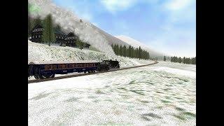 Train Simulator Orient-Express Austrian Alps Start Demo   MS 2001