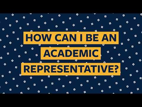 Be a Rep and represent others at UCL