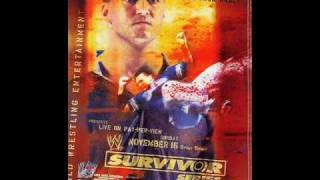 WWE Survivor Series 2003 Theme Song
