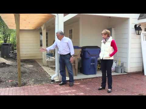 DIY Trash Hideaway