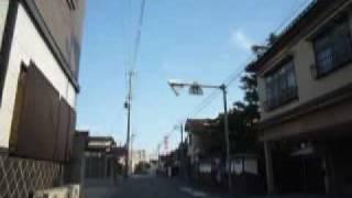 日和山→本町郵便局方面
