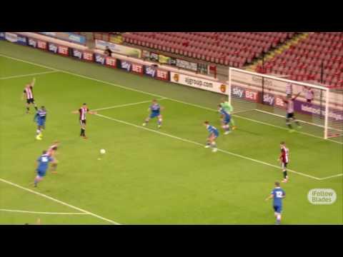 Blades 2-1 Stoke - goals