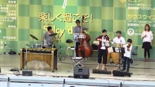 ビブラフォン演奏者アイ岡田が主宰するジャズ音楽ユニット。 千里中央の...