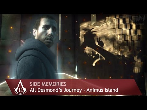Assassin's Creed: Revelations - Side Memories - All Desmond's Journey