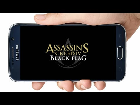 (companion)Assassin's Creed 4 Black Flag On Android For Free