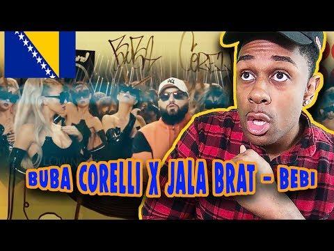 BALKAN RAP REACTION | Jala Brat x Buba Corelli – Bebi (Official Video