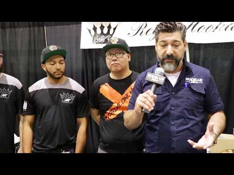 Hookah Expo Worldwide 2017 Full Video