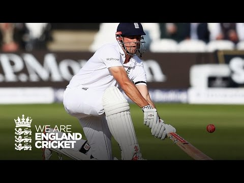 Alex Hales 94 & Cook's ramp shot - Highlights of England v Sri Lanka at Lord's on day 4