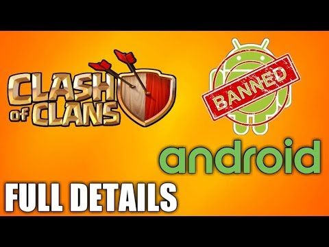 CLASH OF CLANS ANDROID SUPPORT END, FULL DETAILS