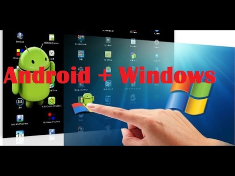 how to run pc apps on android