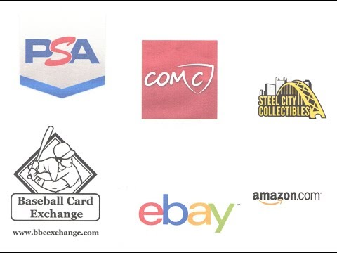Best Websites for Sports Card Collectors
