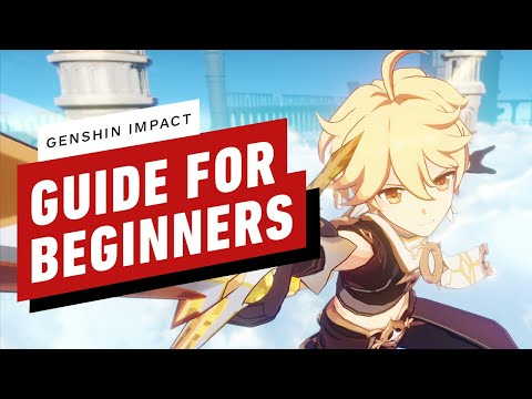 Genshin Impact: Beginner's Guide