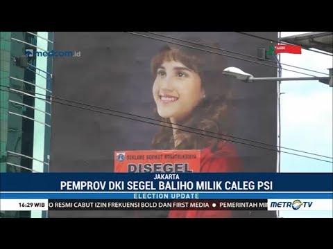 Baliho Tsamara Amany Disegel Pemprov DKI Mp3